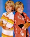 Wie alt waren Zack und Cody wie sie auf dem Schiff kamen?