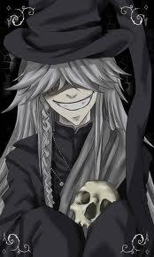 Welcher Shinigami Ist Denn Ihr Vorbild Undertaker