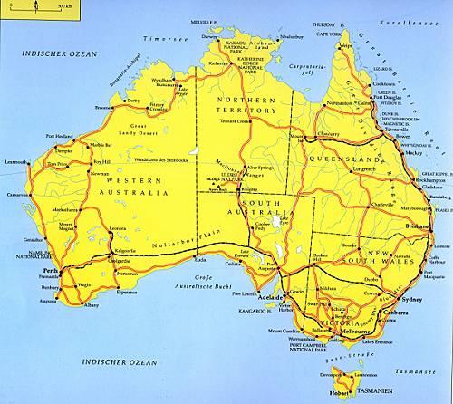 Ist australien ein kontinent