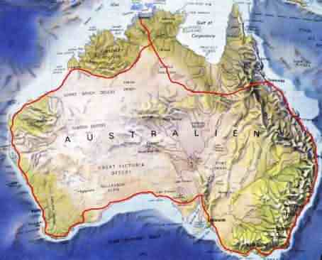 Australien quiz für superschlaue