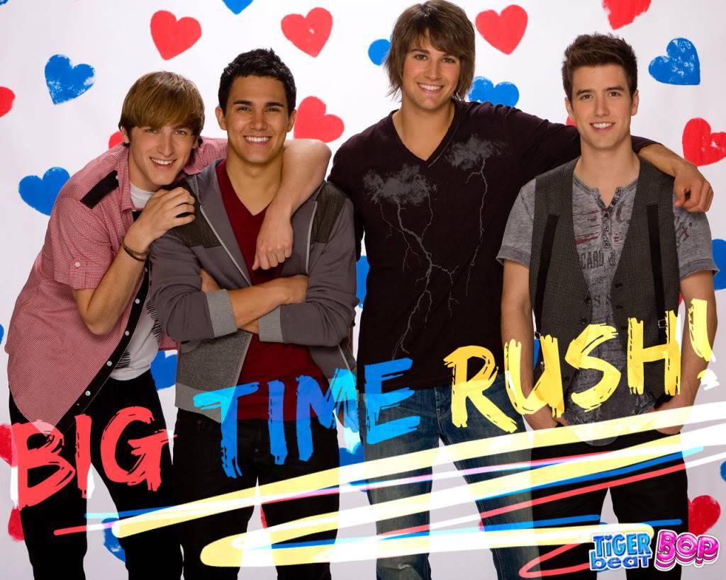 Big Time Rush Schauspieler