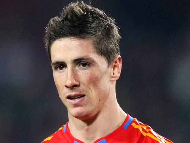 Fernando Torres Fernando Torres 2012