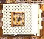 Wie nennt man die Steckverbindung für die CPU, die in folgender Abbildung dargestellt ist?