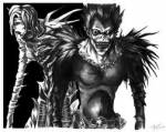 Welchen Shinigami hat Misa und welchen hat Light?