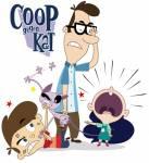 Wie heißt Coops kleine Schwester?