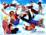 One Piece Love Story über den Wolken Teil 2
