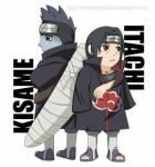Egal was du tatest, Itachi fesselte dich in seinem Genjutsu und Kisame schlug dein Team weg.Was nun?