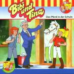 Bibi ist Schülerin an auf Tinas Schule?