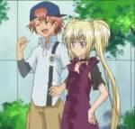 Utau ist die Schwester von Kukai!