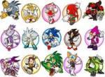 Welche Spiele sind mit Sonic verbunden? (Das Sonic habe ich weggeschnitten)...geheime Ringe, Super...64 DS, ...Unleashed, ...Kart?