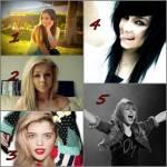 Und nun weiter.Welche der Mädchen im Bild findest du am besten / ist dir am ähnlichsten?