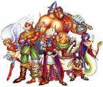Breath of fire 1 Fan-Quiz - Englisch