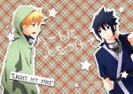 Aus Naruto's Sicht: Sie hat Yuki getötet! Meine Yuki! Deshalb sollte ich sie gleich töten! Aber ich darf nicht, weil Tsunade sie lebend haben m