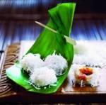 Welcher Charakter erstickte an einem Reismehlbällchen?