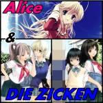 Kapitel 2: Alice und die Zicken,, Na siehst du? Ist nichts passiert!'', behauptete Lesley. Sie sahen die kurz um und Lesley erschrak als sie