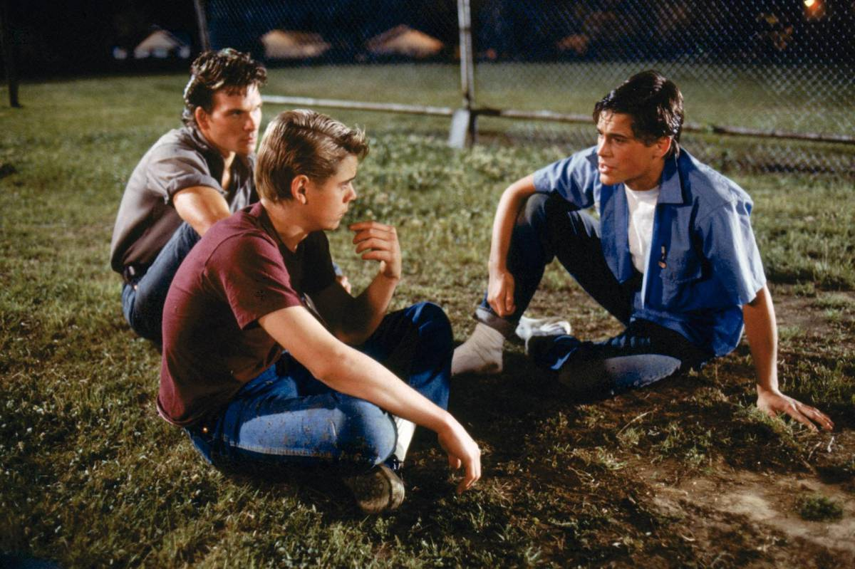 camera views in the outsiders film The outsiders novel and movie writing assignment special effects and camera angles for impact is the movie or the outsiders movie vs bookpages.