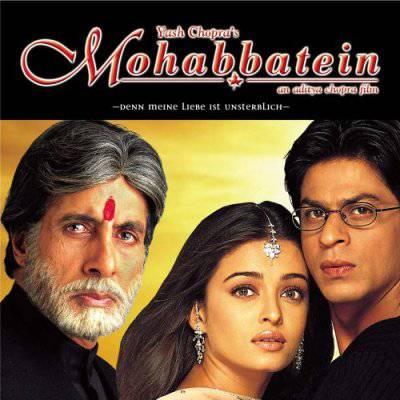 Mohabbatein Schauspieler