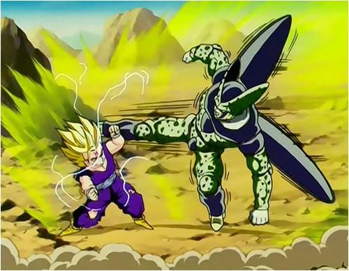 Dragon ball gt latino - 1 6