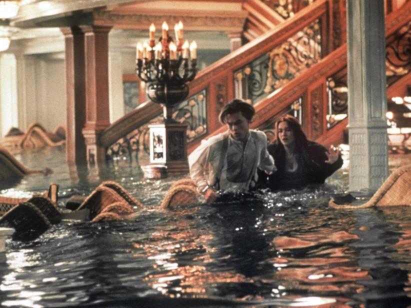 Wie Schwer War Die Titanic