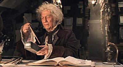 Harry potter for Ollivanders elder wand
