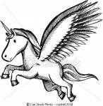 Wärst du ein Pegasus, Einhorn oder ein ganz normales Pferd?