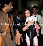 Wie heißt die Tochter von Aishwaraya und Abhishek Bachchan?