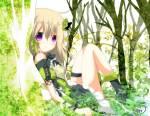 Yui MeikeAlter: 9Herkunft: KonohaAussehen: Yui ist etwas kleiner, als andere. Sie hat dunkelblonde Haare und violette Augen. Ihre Haare trägt sie mei