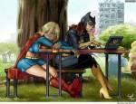 Wir brauchen alle mal einen Helden...wenn wir schon dabei sind.Welcher Super Held ist euer liebster?: D