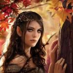 (Auf dem Bild seht ihr Hylia, Lenéeas beste Freundin)Lenéea öffnete nun die Tür und ging durch die Eingangshalle. Sie war ziemlich groß und wie l