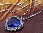 Wie heißt der blaue Diamant den Cal Rose schenkt?