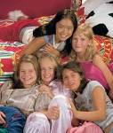 Wo war Rosies erste Sleepoverübernachtung? Bei…