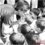 Wie viele Kinder hat Shah Rukh Khan?