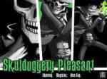 Skulduggery Pleasant - schwer