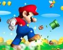 Man kann Luigi spielen.
