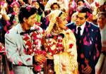 Rahul und Anjali Scharma heiraten.