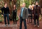 Welche Vampire kommen, obwohl niemand der Cullens bei ihnen war?