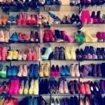Wenn ich ein paar Schuhe wäre, dann wäre ich..