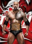 Wie oft war The Rock World Heavyweight Champion?