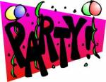 Hallo!Wer soll zu deiner Party kommen?