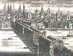 Welche Brücke war bis 1739 die einzige in London?