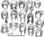 Wie trägst du deine Haare?
