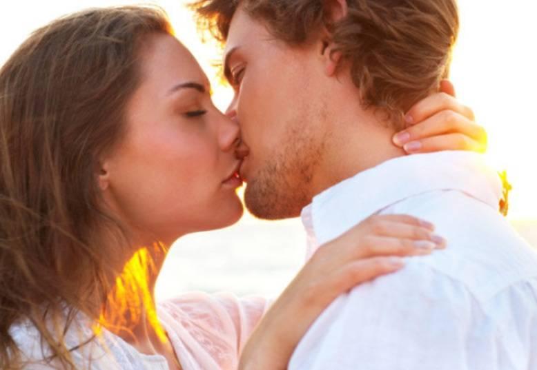 Dating-Seiten küssen