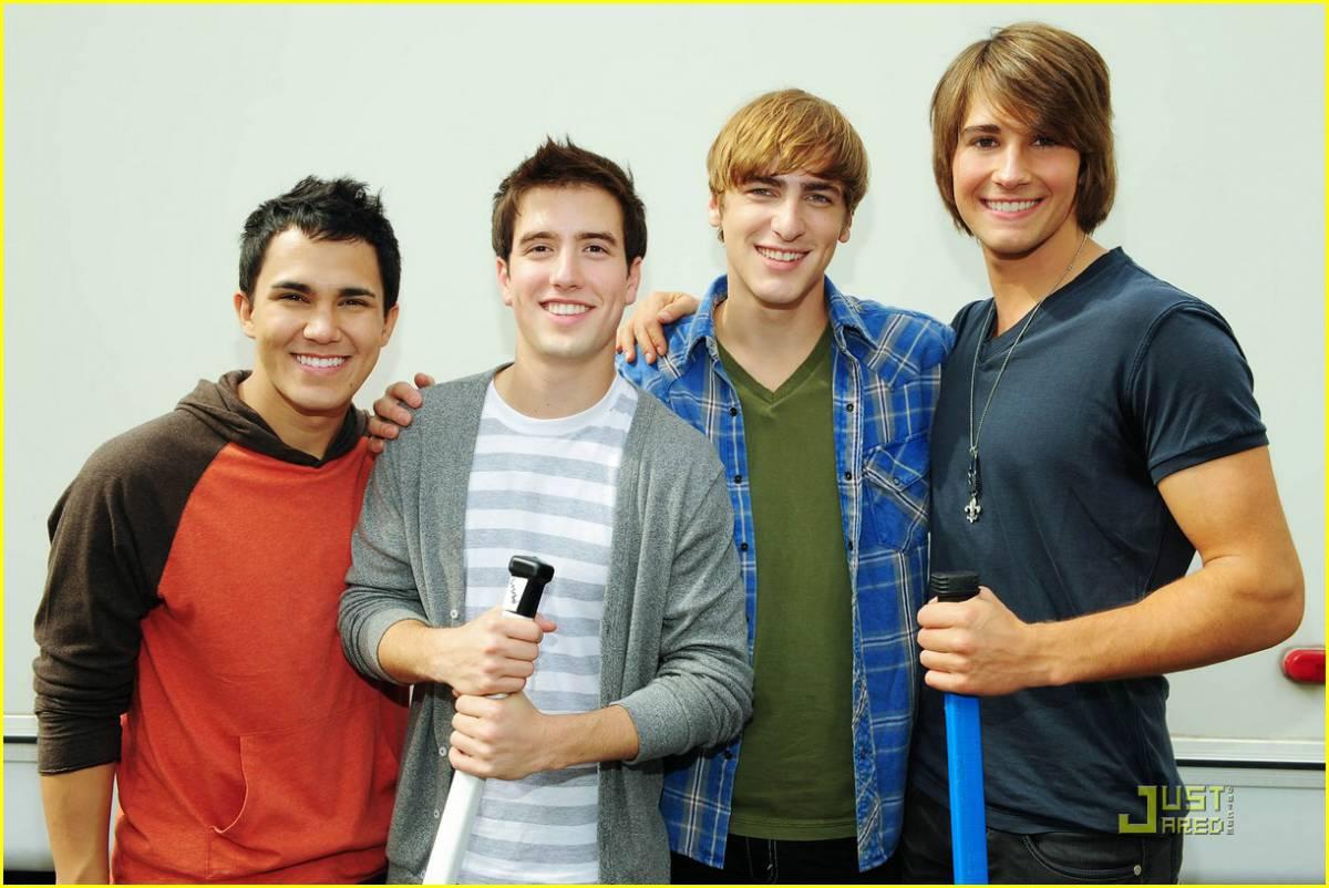 Big Time Rush (TV Series ) - IMDb