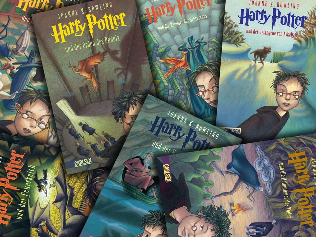 Harry Potter Reihe