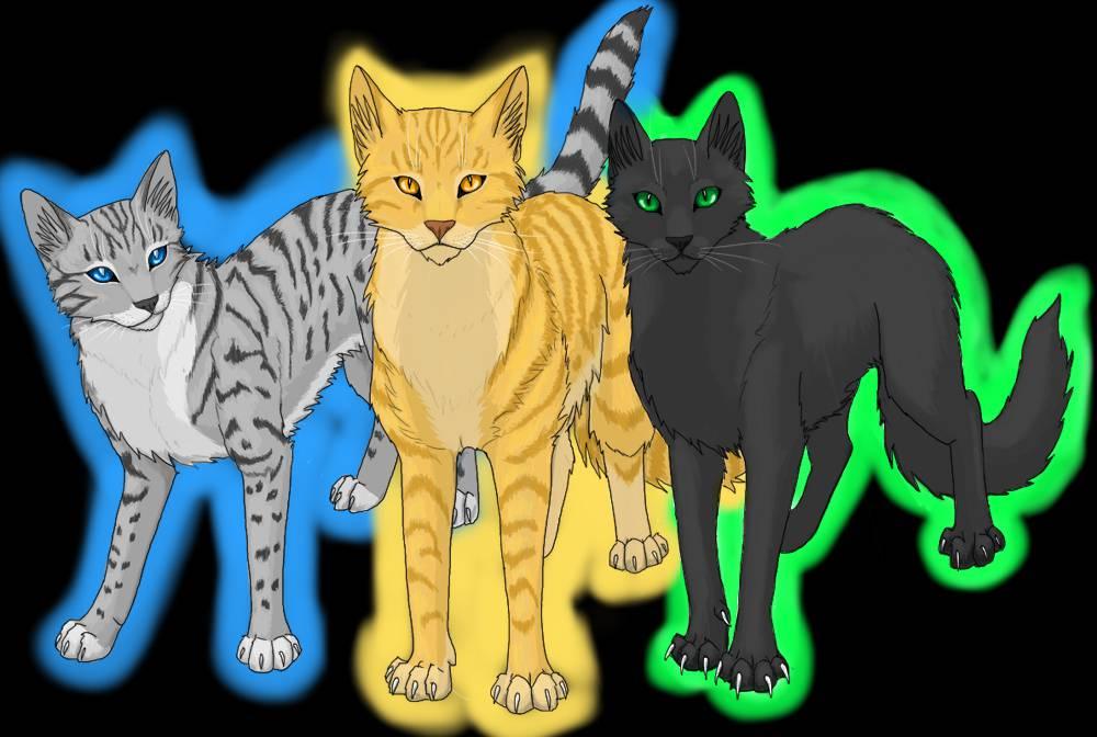 Silberfluss Warrior Cats
