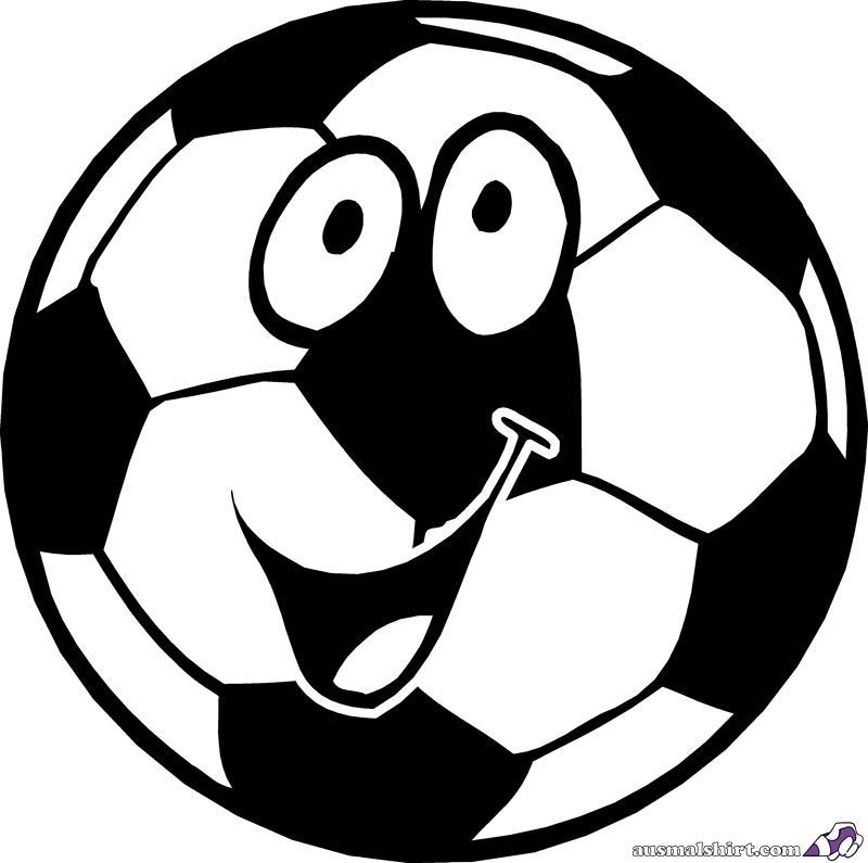 Fussball Logos Ausmalbilder