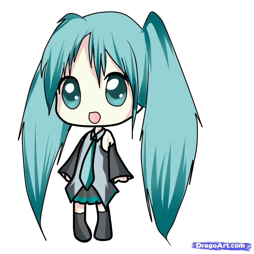 Image Result For Anime Hatsune Mikua