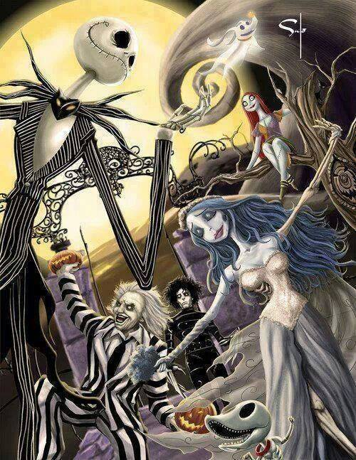Kino Filme Quizze -» Nightmare before Christmas