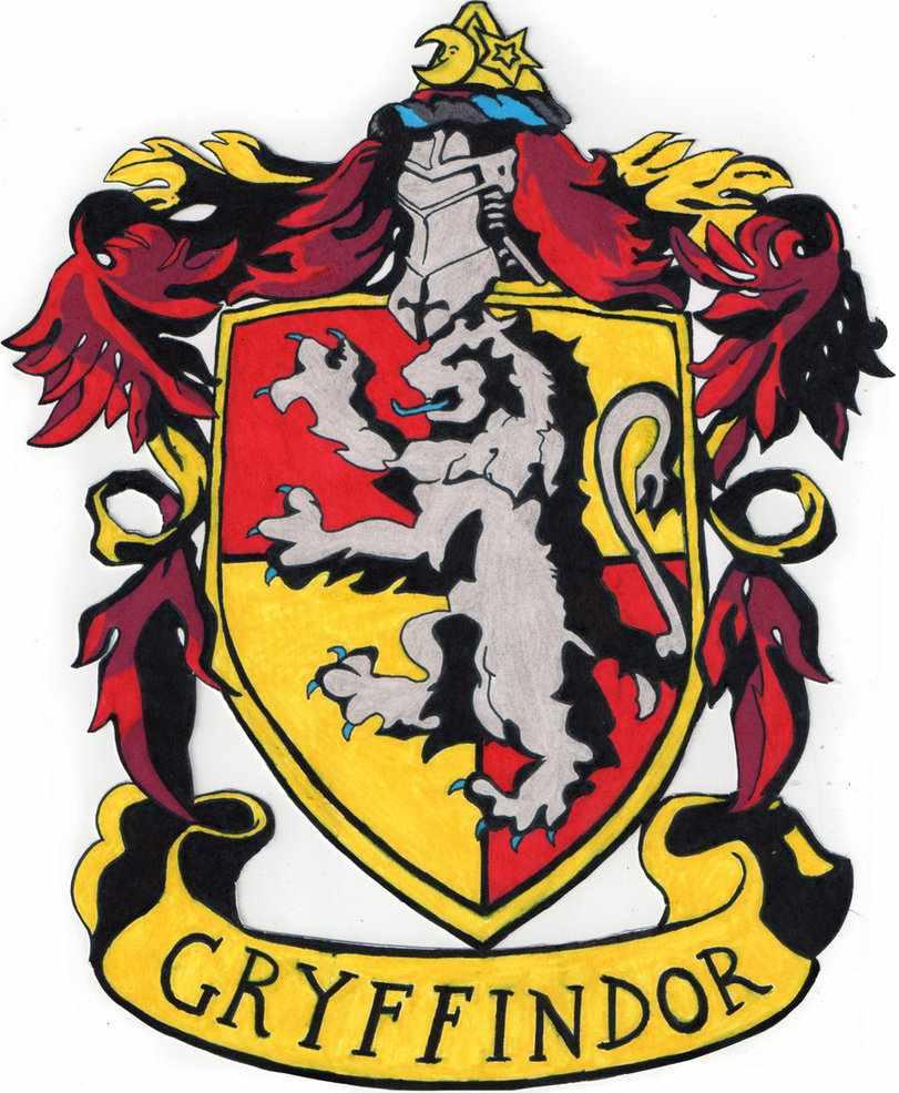 In welches der hogwarts h user passe ich - Gryffondor blason ...