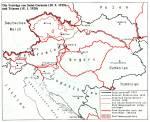 Der Vertrag von St.Germain (1919) brachte den Verlust wichtiger Gebiete (Nordtirol).